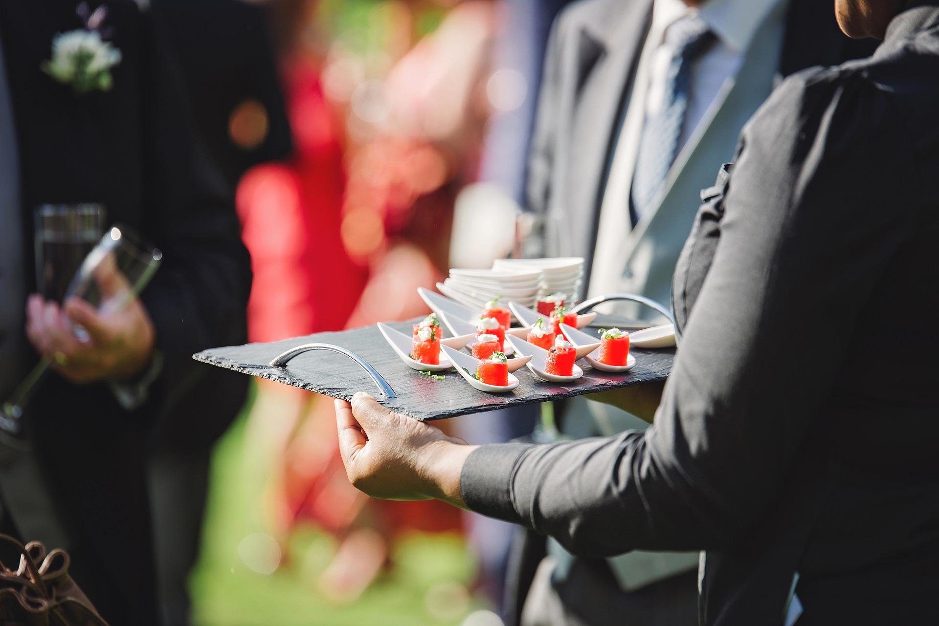 Surrey Wedding Food - Love from lila xx
