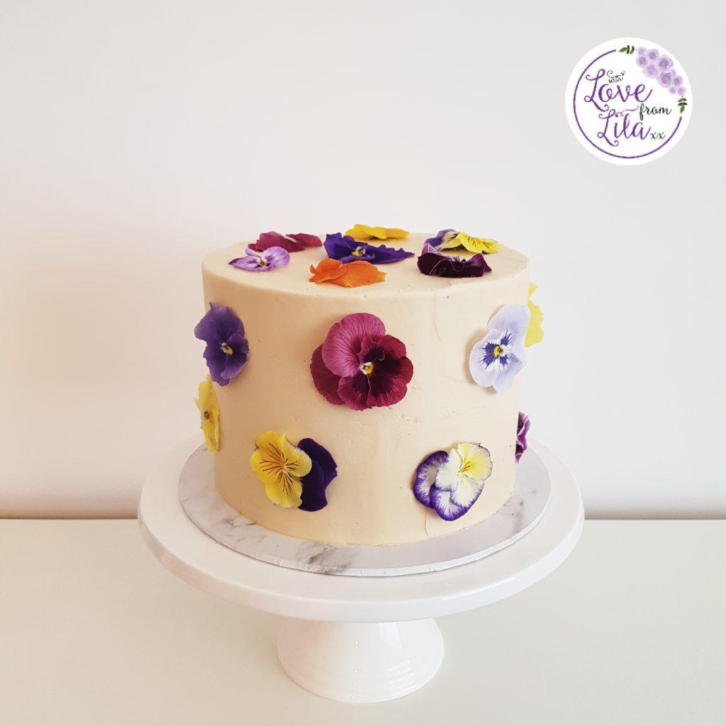 Love from lila xx - Eco-Friendly Wedding Cakes