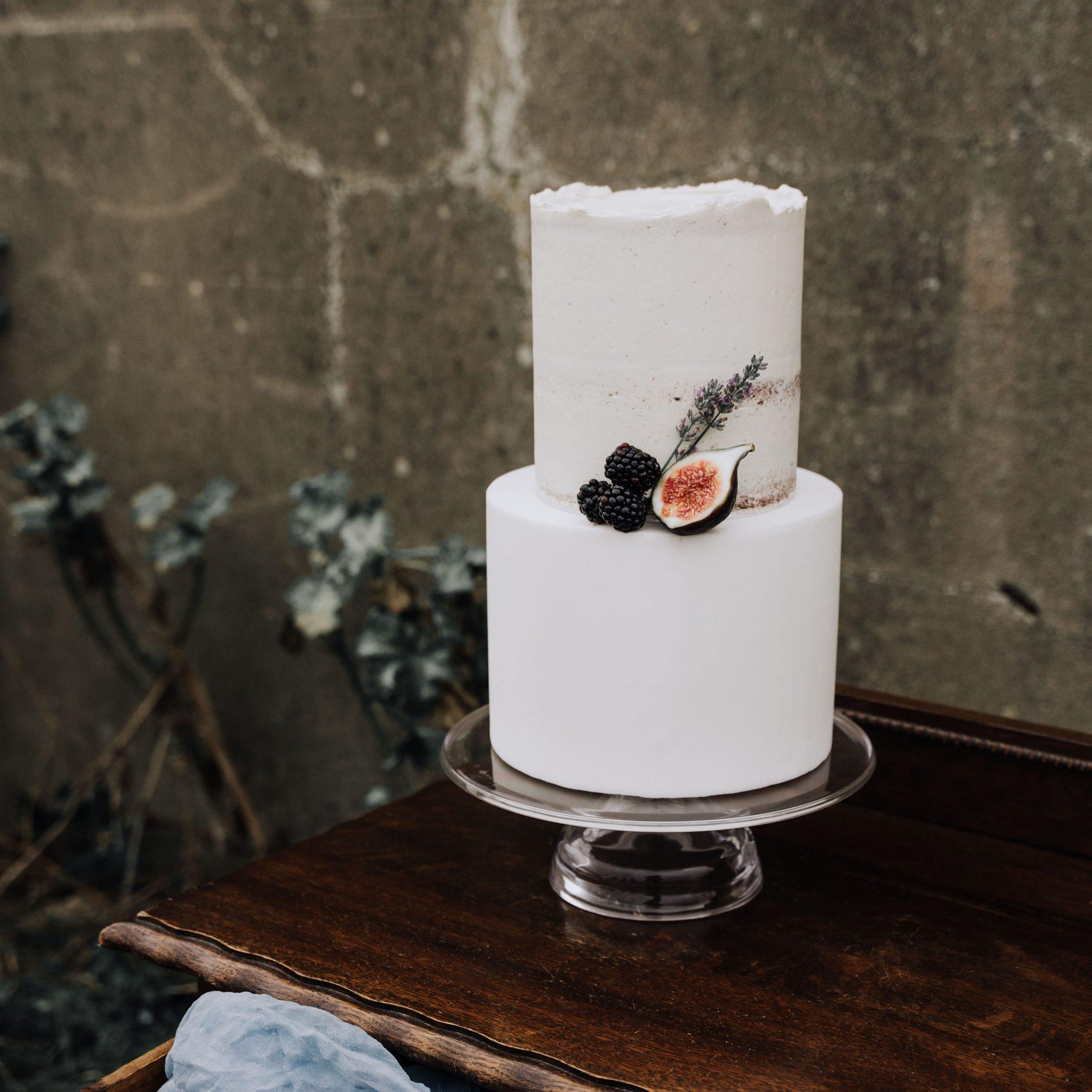 Love from lila xx - Coastal Wedding Cakes
