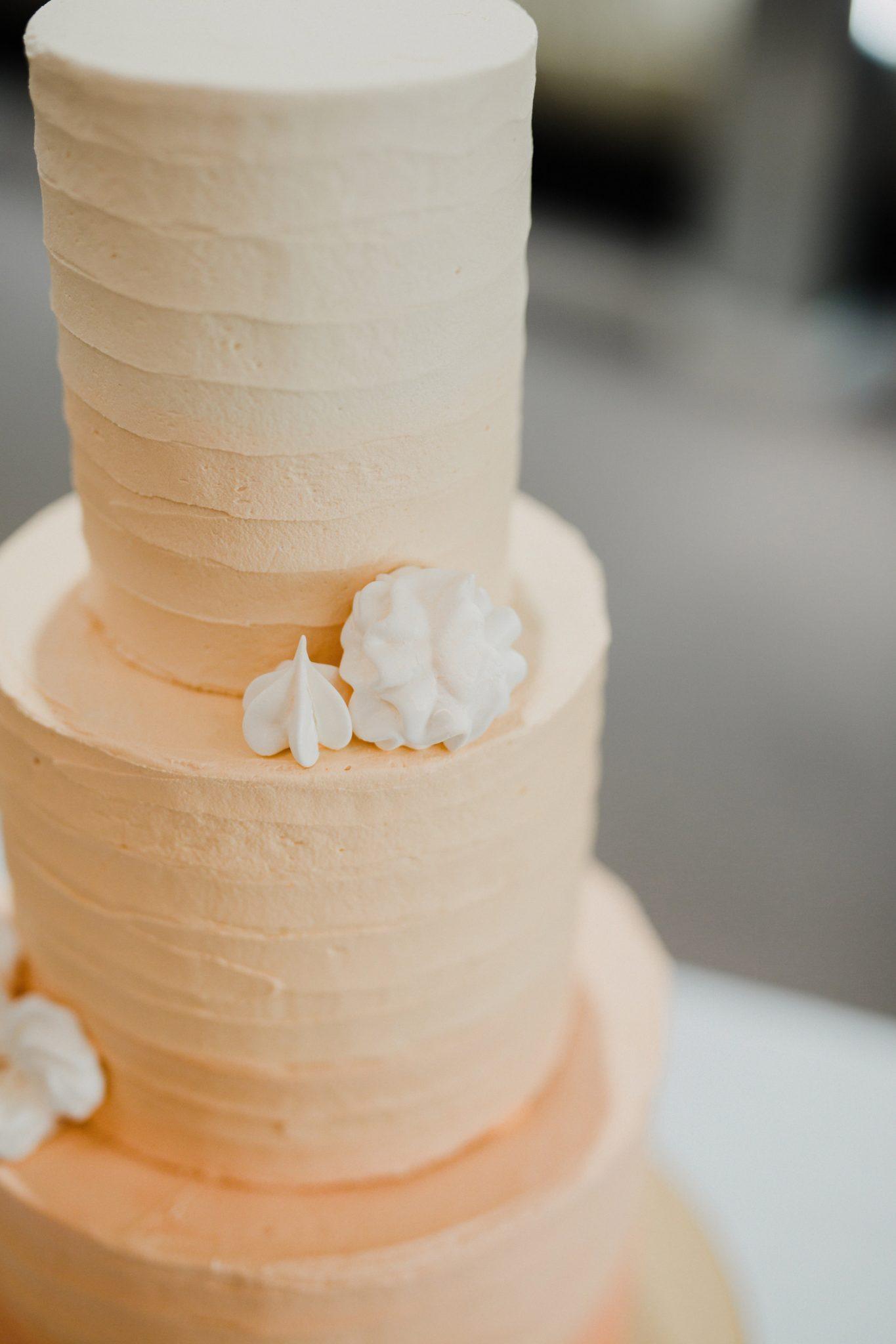 Love from lila xx (Jason Williams Photography) - 3 Tier Wedding Cake in Surrey