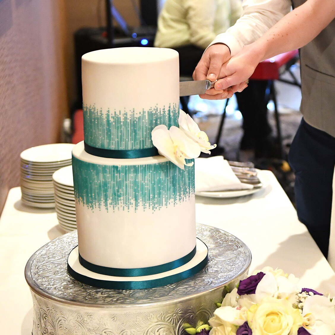 Love from lila xx - Real Wedding Crowne Plaza Basingstoke