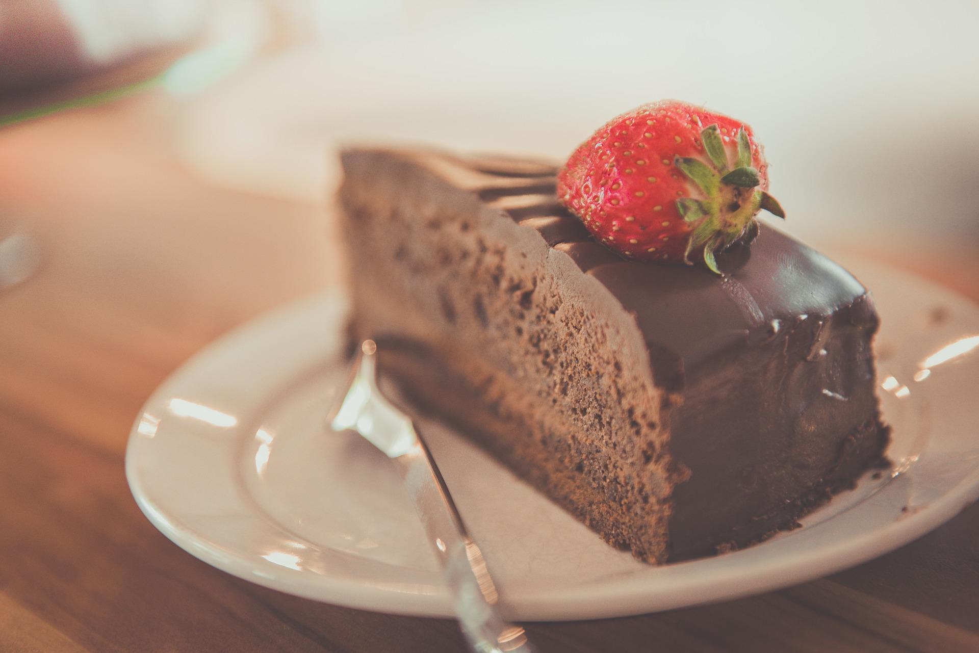 Love from lila xx - Chocolate Cake