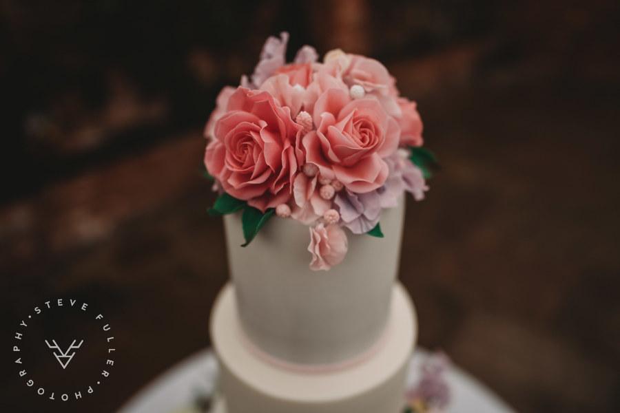 Love from lila xx - Sugar Flower Wedding Cakes