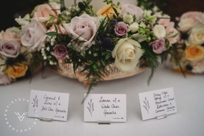 Wedding Cake Flavours - Northbrook Park Wedding Cake - Farnham Surrey Wedding Cake