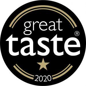 Great Taste Award 1 Star Logo 2020