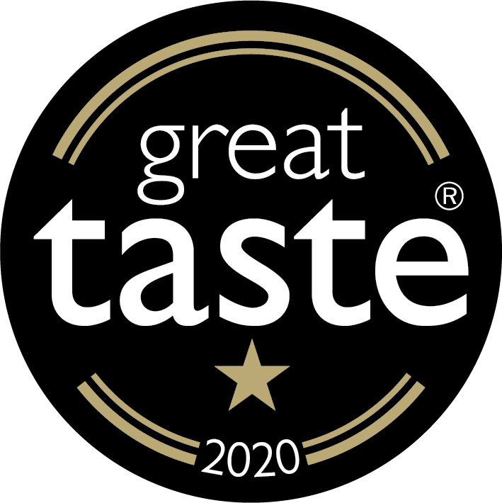 Great Taste Award 1 Star Logo 2020