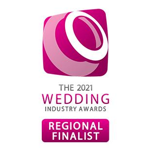 TWIA Wedding Awards Regional Finalist Logo