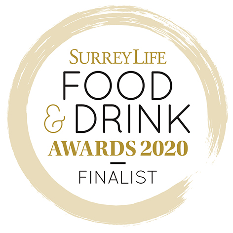 Surrey Life Food Awards Badge