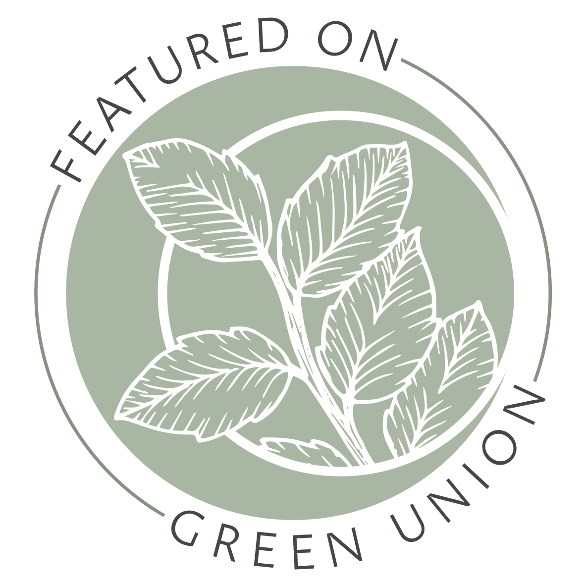Green Union Feature Badge